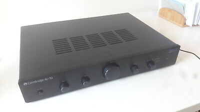 Cambridge Topaz AM5 amplifier with Bluetooth adapter