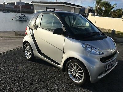 Smart Fortwo Passion Softouch Mhd Auto