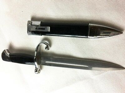 German Style Dagger Knife with Clip