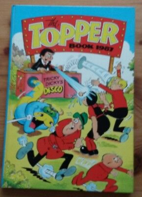 The Topper Book. 1987
