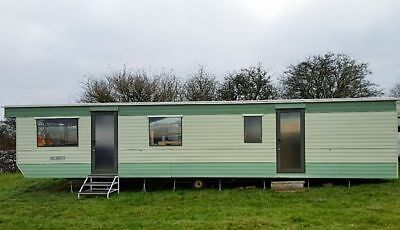 Partially Renovated Static Caravan – Off Site – Unfinished Project