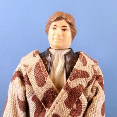 Star Wars Vintage Figur Han Solo Trench Coat No COO