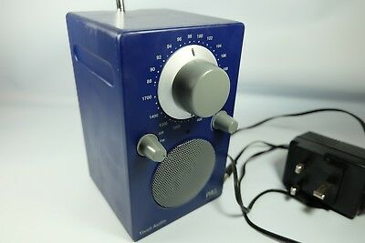 TIVOLI AUDIO PAL HENRY KLOSS AM/ FM Radio