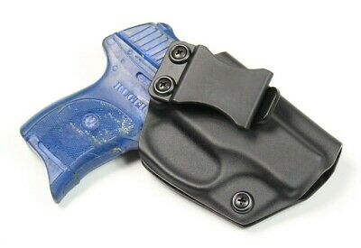 Ruger LC9, LC9S, EC9s Kydex Holster Adjustable IWB Right Hand Carry