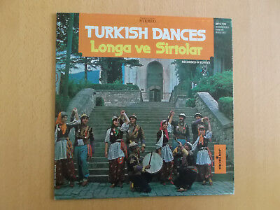 Turkish Dances / Longa Ve Sirtolar - Printed in USA, LP !!!
