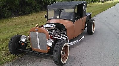 1929 Ford Model A  1929 Ford Rat Rod