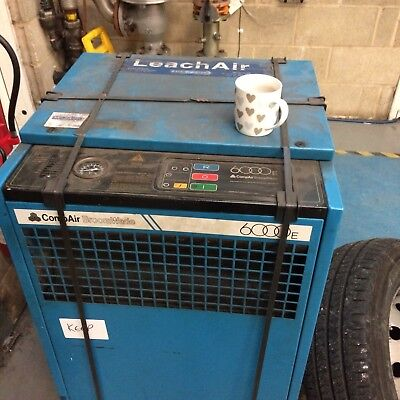 CompAir 6000E Screw Compressor