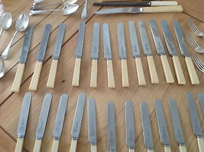 Antique Arts And Crafts Cutlery