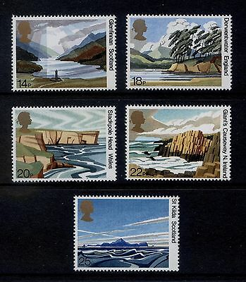 SG1155-1159 1981 NATIONAL TRUST Unmounted Mint GB