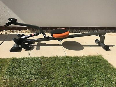 Body Sculpture BR1000 Rowing Machine Hydraulic Rower Cardio Fitness Gym Workout