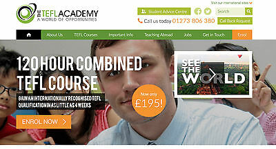 The TEFL Academy Combined TEFL Course (120 Hours) Coursework