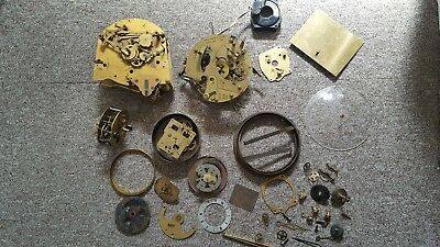 Elliott London smiths cricklewood clock parts movement spares repairs Germany
