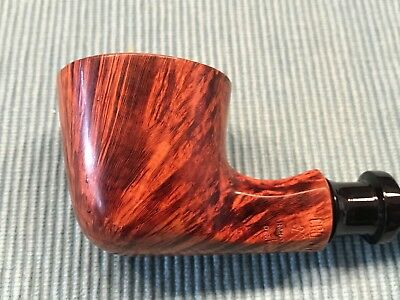 Tolle CROWN Winslow 200 Pfeife Pipe, hand made in Denmark, 9 mm