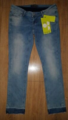 Mothercare Maternity Multiway Skinny Jeans size 14R NEW Blooming Marvellous