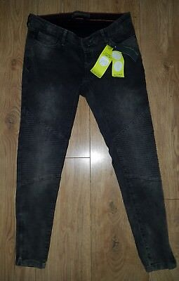 Mothercare Maternity  Multiway Skinny Jeans size 10R NEW Blooming Marvellous