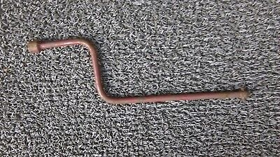 Vintage Car Start/Crank Iron Handle