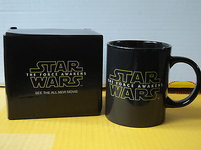 STAR WARS The Force Awakens – COLOR CHANGING (Thermo) Tasse / Becher / Mug