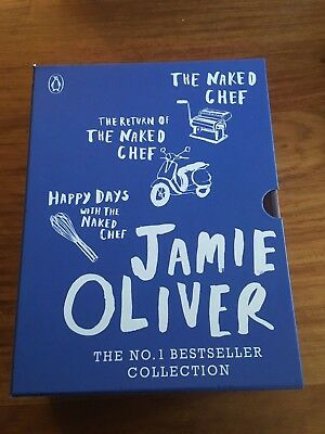 Jamie Oliver The Naked Chef Trilogy