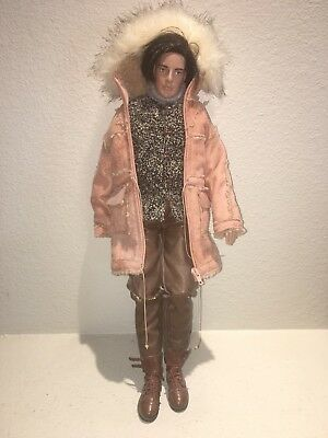 Tonner male doll dressed in Golden Compass