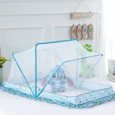 Baby Yurt Mosquito Net Bed Net Mesh  Tent Foldable Portable Canopy Play Tent New