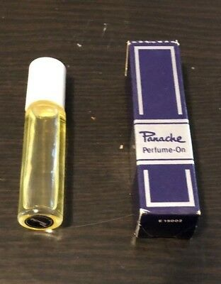 Vintage Collectable LENTHERIC PANACHE Perfume - On   In Box