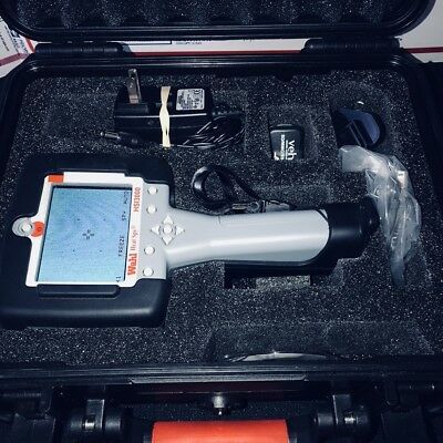 Palmer Wahl HSI3000 Heat Spy Portable Thermal Imager IR Infrared Camera In Case