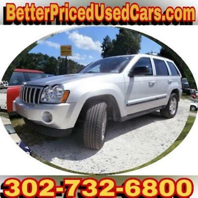 Grand Cherokee Laredo 4dr SUV 4WD 2007 Jeep Grand Cherokee Laredo 4X4 Navigation Leather LOADED