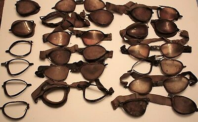Wwii Goggles Relic Condition