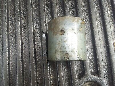 """STEEL FLAT BELT DRIVEN PULLEY  3"""" X 3"""" Diameter 5/8"""" Bore  Briggs and Stratton"""