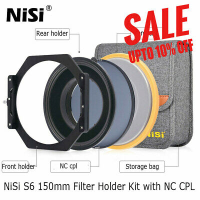 NiSi S5 Kit for SONY 12-24mm F4 150mm Filter Holder with CPL