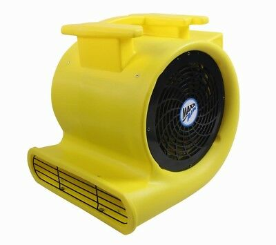 Air Mover High Velocity Commercial 3 Speed 4000CFM Carpet Dryer Blower Floor Fan