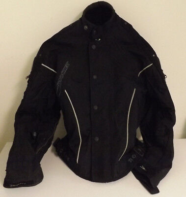 Joe Rocket Ballistic Motorcycle Jacket. Removable Armour. Great Condition Size S