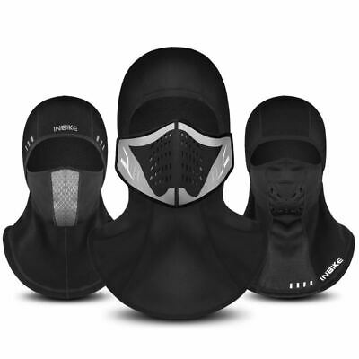 Winter Bicycle Face Mask Cap Ski Thermal Fleece Snowboard Hat Cold Headwear
