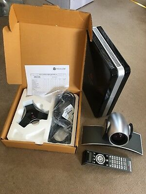 Polycom HDX8000 Video Conferencing System
