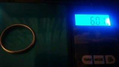 6.01 Grams Of 14 Kt. Gold For Scrap// Repurpose--- Tested And Stamped