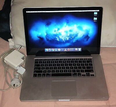 NEED GONE NOW!!! Apple MacBook Pro 15 Inch 2011