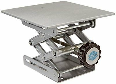United Scientific LBJSET Laboratory Jack with Removable Platform and