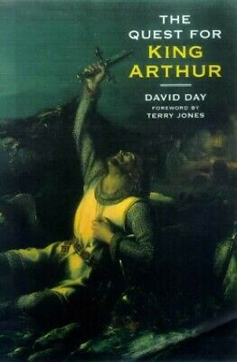 The Quest for King Arthur - New Book Day, David