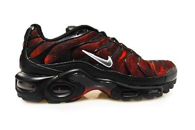 low priced 2a602 5b1af hommes Nike Air Max Plus GPX TUNED 1 RARE - 844873 006 - Noir University  Rouge