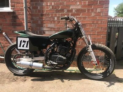 Rotax Flattrack / Dirt Track CCM R30 with V5