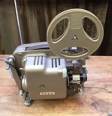 Vintage ' APEX ' Movie Projector