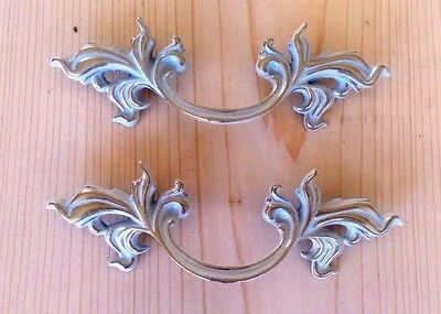 Drawer Pull - French Contemporary Style (2 piece set)