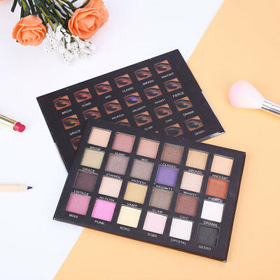 Huda Beauty 24 Colors Shimmer Matte Lidschatten Palette Set Makeup Beauty