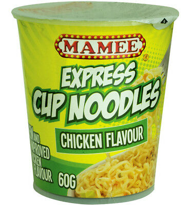 Mamee Noodle Cup Chicken 60g x 12