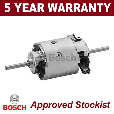BOSCH Blower Fan Motor For Vehicles With Standard Heating 0130063028 Full Unit