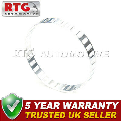 2X FOR SEAT ALHAMBRA 48 WINDOW 79MM ABS RELUCTOR RING DRIVESHAFT CV JOINT AR0603