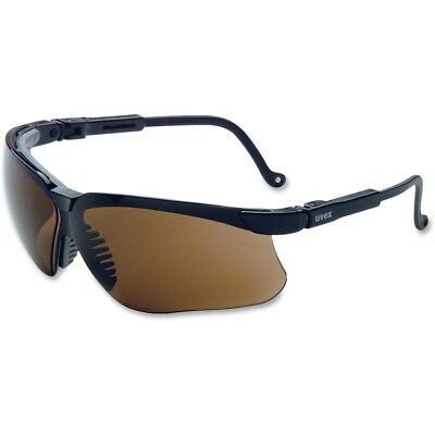 HONEYWELL ENVIRONMENTAL Protective Glasses 9-Base Flexible Fingers Black