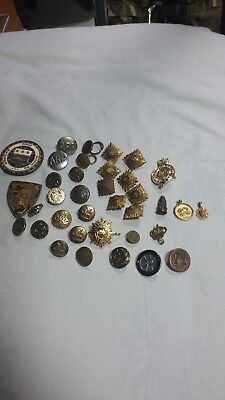 Old Buttons, Pendants and Other Mixd Lot x36 MUST LOOK!!!!! £££££
