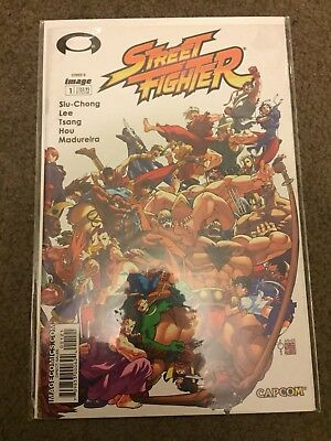 Street Fighter Udon Comics Issue #1