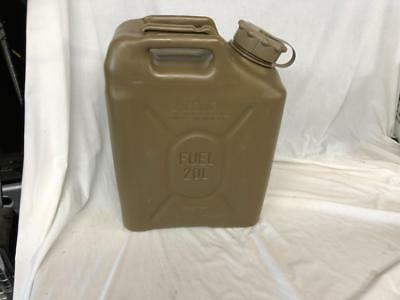 New Scepter Brown MFC 20L/5Gal - Military Fuel Gas Can